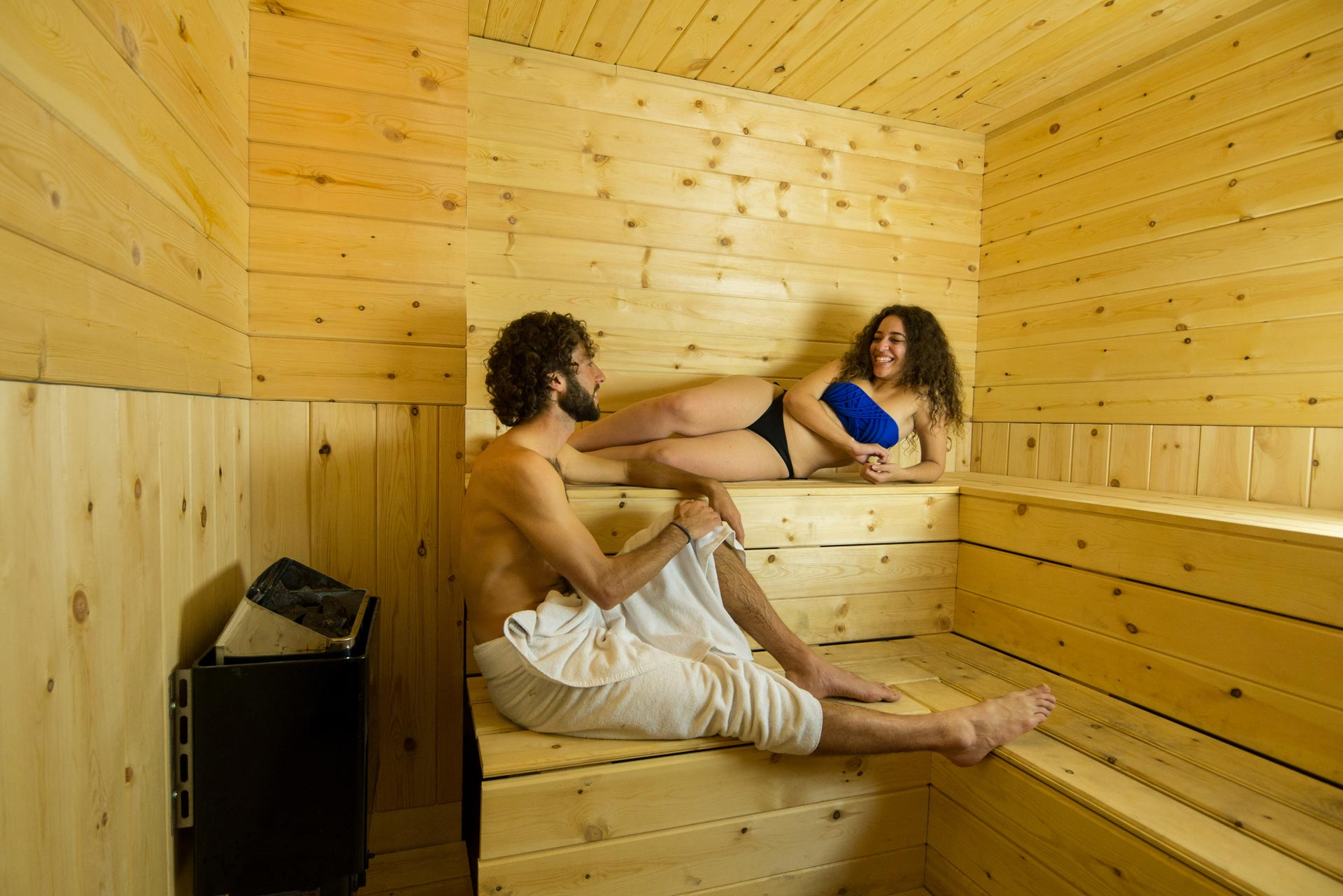 Sauna Beer Spa