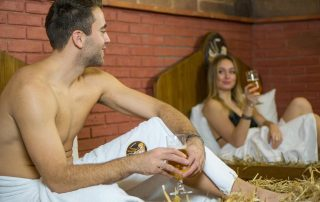 Momento relax Beer Spa